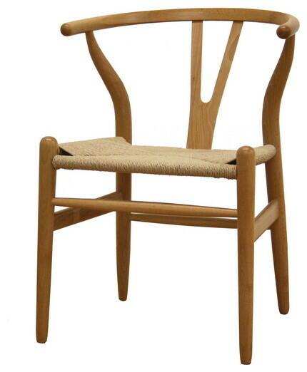 Wishbone Wooden Chair